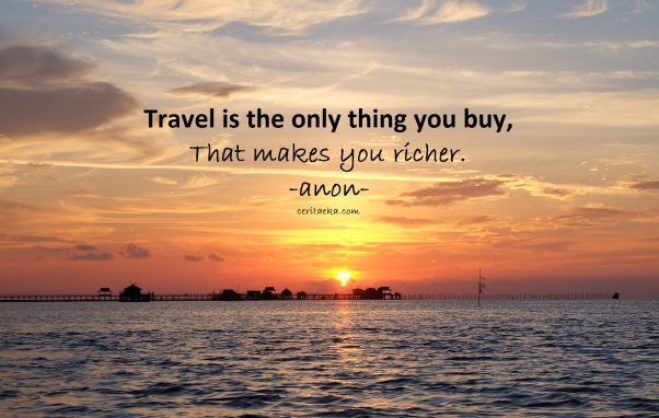 One of my fave travel quotes