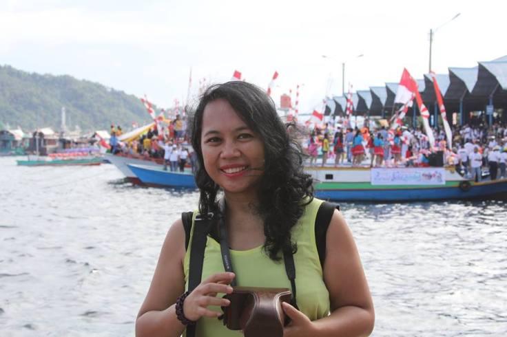 Ceritaeka ikut meramaikan Festival Pesona Selat Lembeh