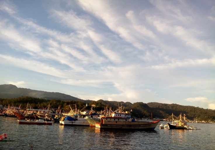 Pelabuhan Bitung. Taken with Coolpad Sky 3