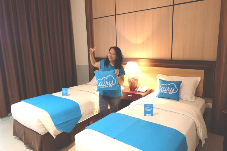 booking hotel murah ya di Airy Rooms dong