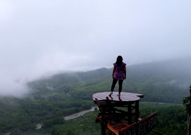 Bukit Panguk, Dlingo dengan sejuta kemisteriusannya.