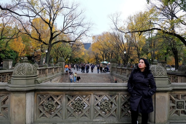 The Mall and Literary Walk. Salah satu syuting When Harry Meet Sally and Main in Manhattan