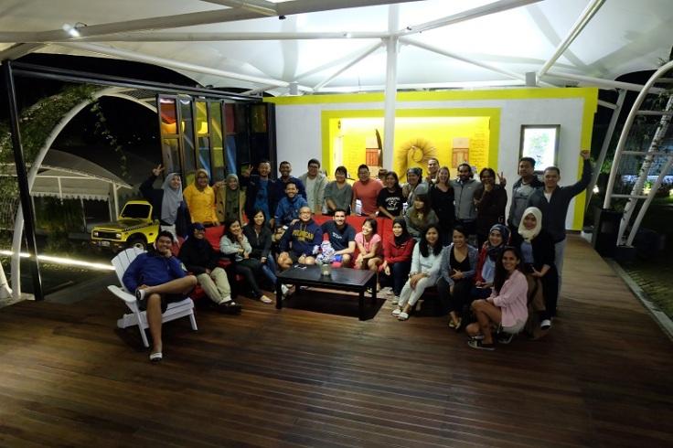 Blogger kumpul di Trizara Resorts!