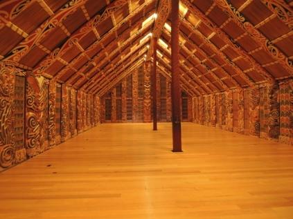 Traditional Maori House 4