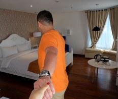kamar Tematik Yan's House Hotel Bali 17