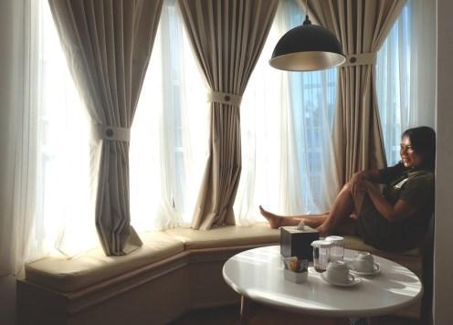 kamar Tematik Yan's House Hotel Bali 18