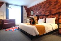 kamar Tematik Yan's House Hotel Bali 3