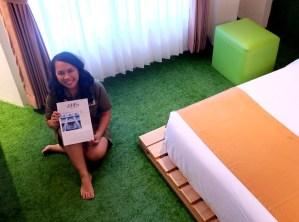 kamar Tematik Yan's House Hotel Bali 5