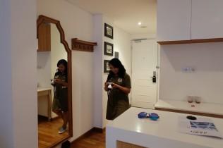 kamar Tematik Yan's House Hotel Bali 6