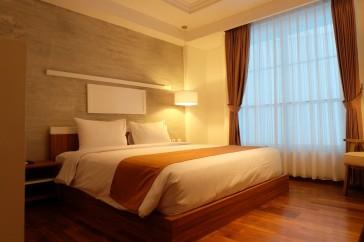 kamar Tematik Yan's House Hotel Bali 8