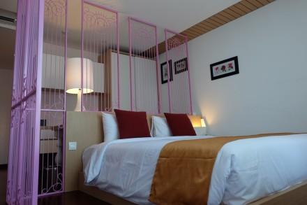 kamar Tematik Yan's House Hotel Bali 9
