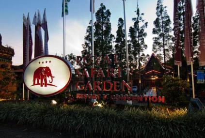 Royal Safari Garden 2