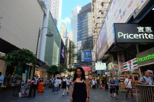 Hong kong Causeway Bay 1
