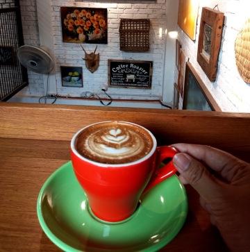 Giyanti Coffee Roastery