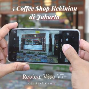 5 coffee shop yang instagrammable di Jakarta