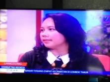 Eka Situmorang di TVRI
