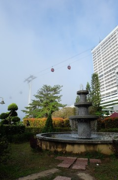 English Garden Resorts World Genting 1