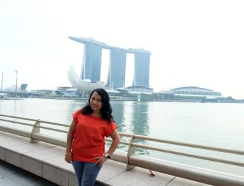 Around Marina Bay
