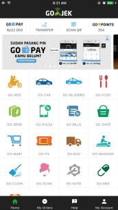 Fitur Go-Send di Gojek bikin belanja di toko online makin mudah