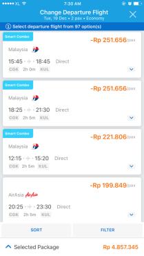 Traveloka Liburan Murah Pesan packages flight hotel 8