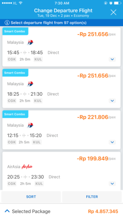 Traveloka Liburan Murah Pesan packages flight hotel 8