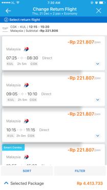 Traveloka Liburan Murah Pesan packages flight hotel 9