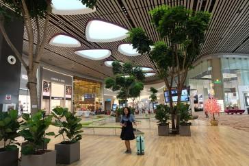 Bandara Changi Terminal 4 a