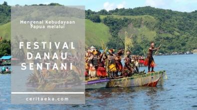 Bangga bisa ikutan Festival Danau Sentani