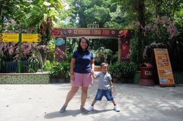 Rekreasi murah ke Gembira Loka Zoo
