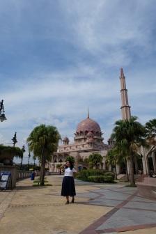 masjid putrajaya malaysia