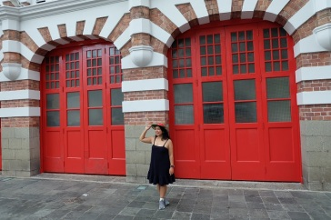 Central Fire Station & Civil Defence Heritage Gallery Singapore