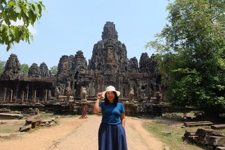 Jalan Jalan Ke Siem Reap Kamboja Dan Rekomendasi Itinerary 3 Hari 2 Malam 3d2n Ceritaeka
