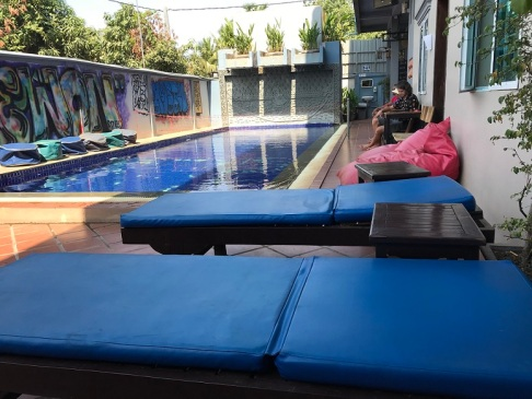 Siem Reap Pub Hostel - Pool