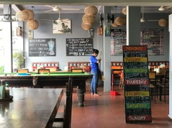 Siem Reap Pub Hostel - Common ground