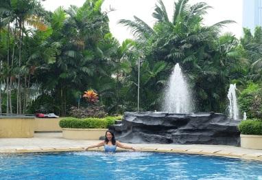 Aryaduta Semanggi pool