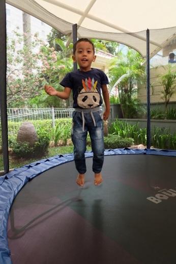 Aryaduta Semanggi playground