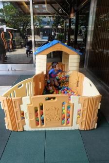 Mini playground Ayana Hotel Jakarta