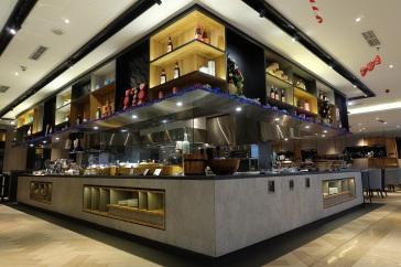 Novotel Mangga Dua Square restaurant