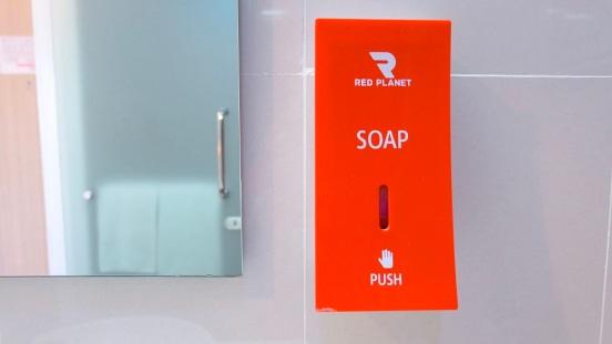 Red Planet Hotel Bekasi Soap